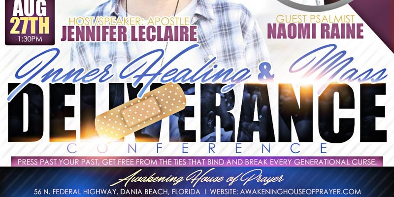 Inner Healing & Mass Deliverance Conference